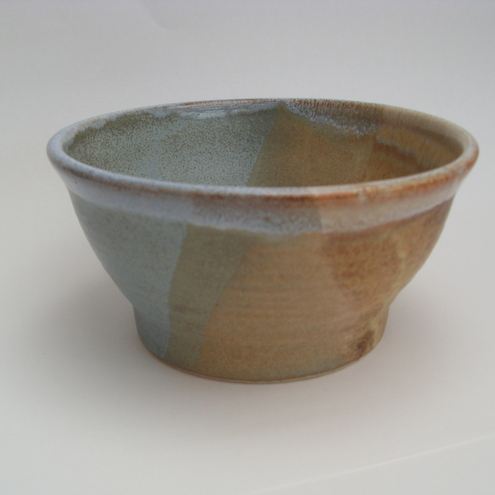 Seascape Ceramic Soup Bowl