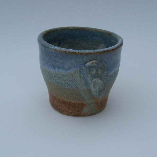 Seascape Ceramic Sugar Cup (Small)