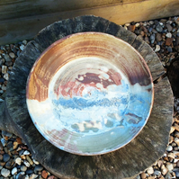Large Shallow Seascape  Dish
