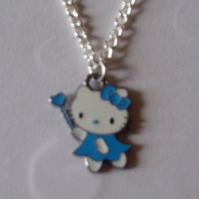 hello kitty necklace pif pay it forward - RESERVED