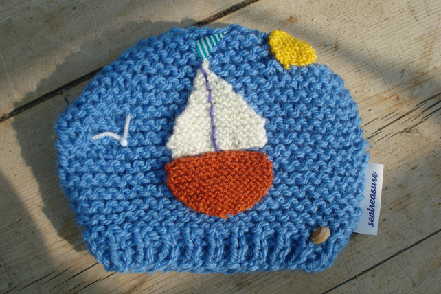 Seaside Tea Cosy