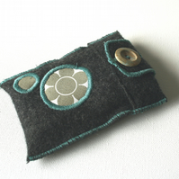 Soft Flower iPod/gadget Sleeve