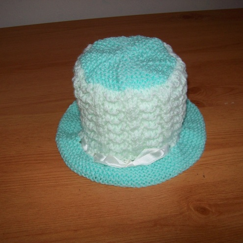 Toilet Roll Cover Knitting Pattern : Hand knitted toilet roll cover - Folksy