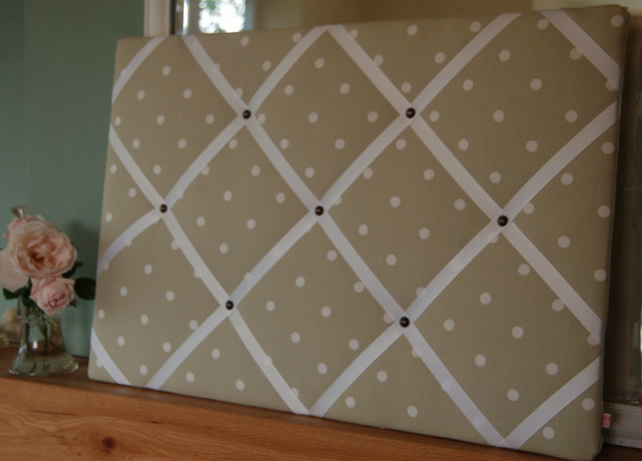Dotty Sage Notice Board