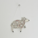 'Love Ewe' Sheep - Hanging Decoration