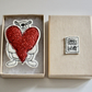 'Little Bear' in a Box - Love Token