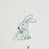 'Happy Easter Bunny' - Hanging Decoration