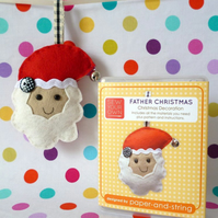 Father Christmas Mini Kit