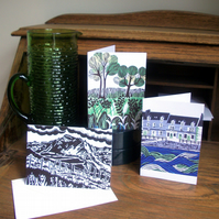 Pack of 3 greetings cards no.2