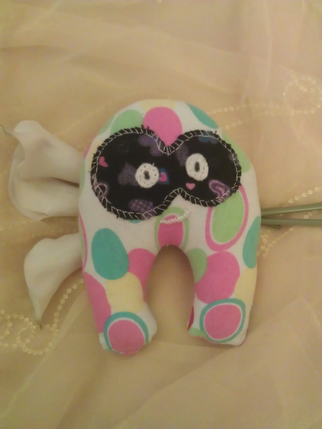 Keepsake spotty monster