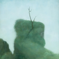Tree at Iguazu, Signed Giclee Print, 10x7 inches