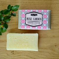 Rose Garden Handmade Soap