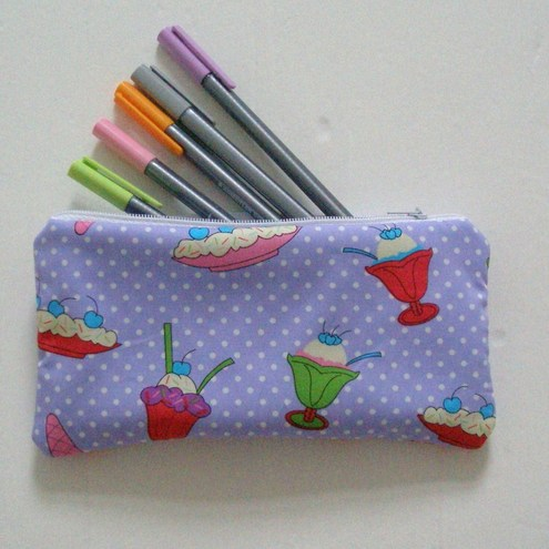 Icecream Sundae Pencil Case