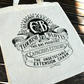 Harry Potter Flourish & Blotts - Cotton Canvas Reusable Shopping Tote Bag