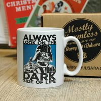 Star Wars Vader Dark Side Earthenware Ceramic Mug