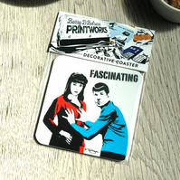 Star Trek Fascinating Coaster