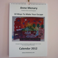 10 Ways To Make Your Escape Calendar 2012