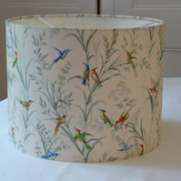Little Exotic Birds Lampshade 30cm