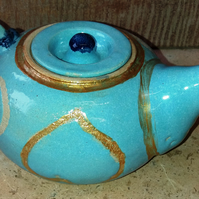 One person Teapots