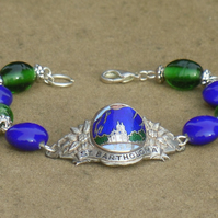 Beaded Bavaria bracelet