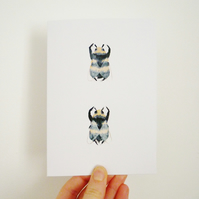Free Postage - Bumblebee Cards