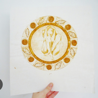 Free Postage - Cheap Seconds - Sun Worship Prints