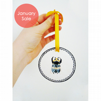 Sale - Free Postage - Bee Hanging Decorations