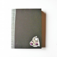 Free Postage - A6 Hand-bound Sketchbook