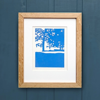 Parklife - Framed and ready to hang