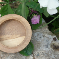 Small Beech snack or change bowl