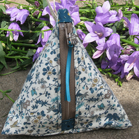 Pyramid purses - various colours available
