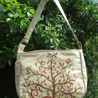 'Tree of Life' Spring handbag