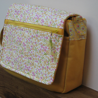 Daffodil Yellow Shoulder Bag