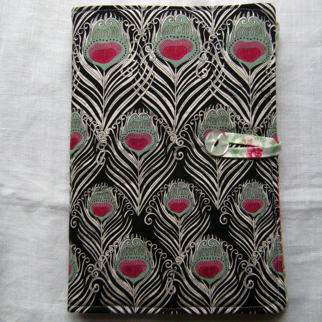 Liberty Print Kindle Case - Gatsby style