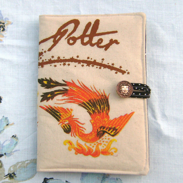 Harry Potter Book Kindle Case : Harry potter kindle case folksy
