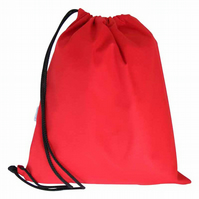 Red PE Bag for Kids