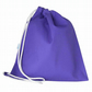 Purple PE Bag for Kids