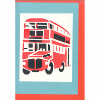 London Red Bus, Routemaster