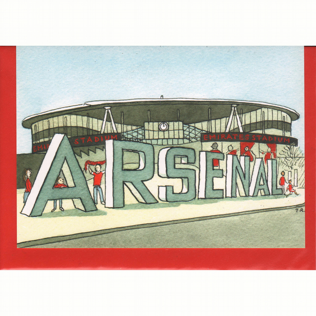 Arsenal Card
