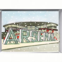 Arsenal pack of 5