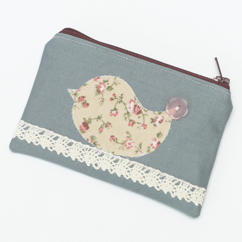 Coin Purse Little Bird