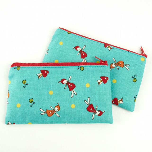 Woodland Pixie Coin Purse