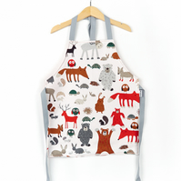 Child's Animal Apron