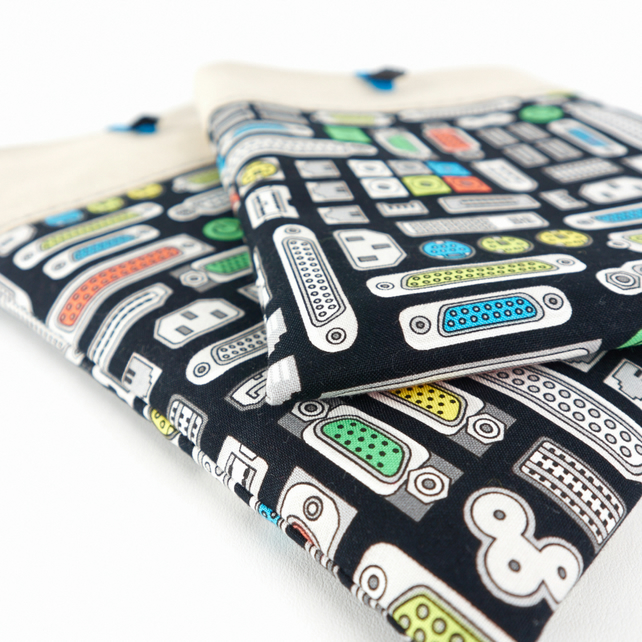 Padded iPad Sleeve