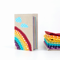 Over the Rainbow Passport Cover