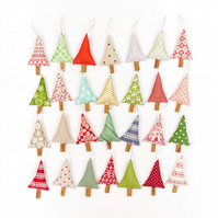 Cinnamon Christmas Tree Decorations