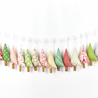 Customised Set of Cinnamon Christmas Decorations, Natural Rustic Christmas Decor