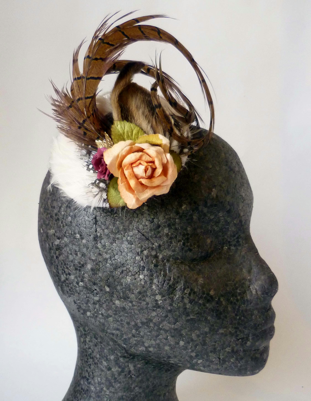 Bunny Be Mine Fascinator