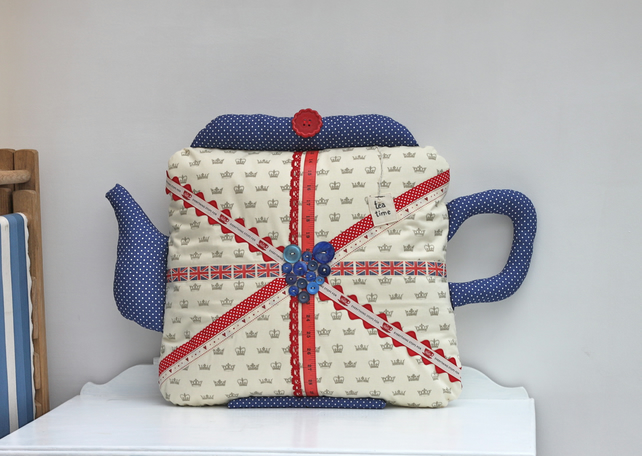 Teapot cushion