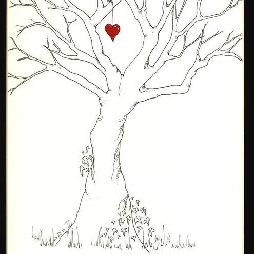 Love doesn't grow on trees